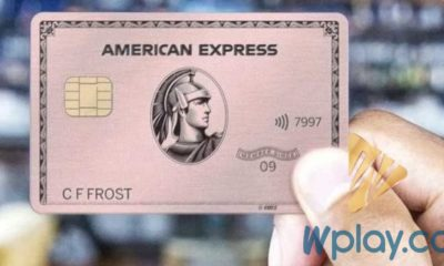 ¿Wplay acepta American Express?